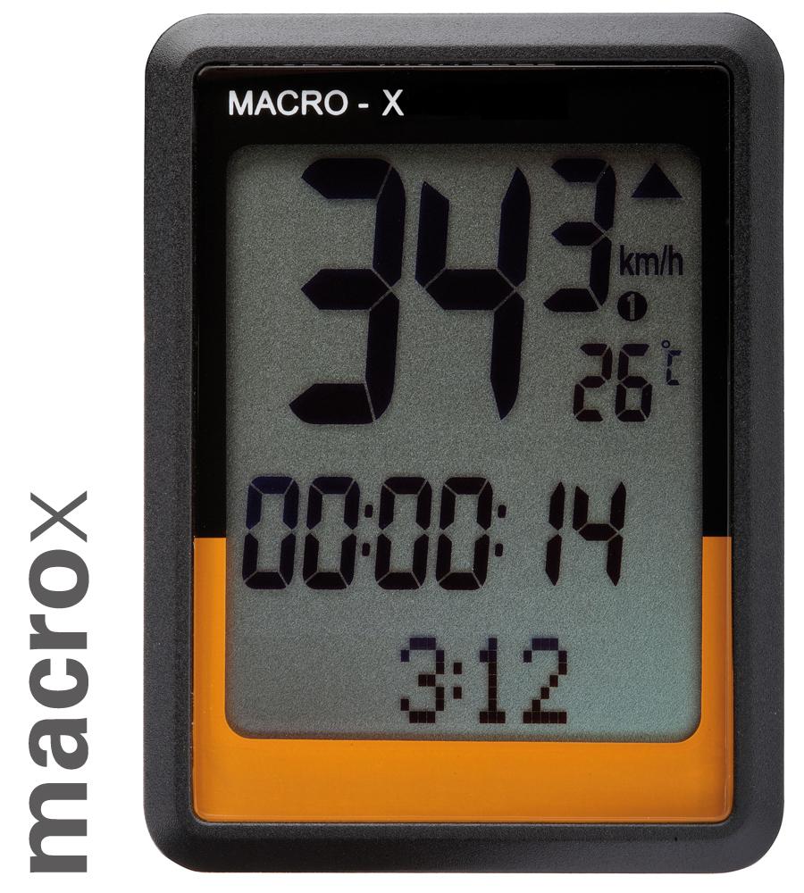 o-synce macro x cyklocomputer s digitálním bezdrátovým přenosem signálu