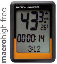 o-synce macrohigh free cyklocomputer s bezdrátovým přenosem signálu a výškoměrem