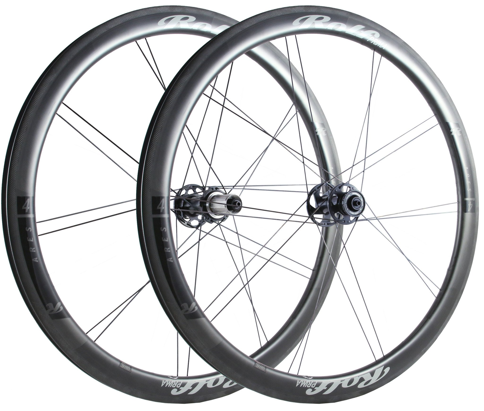 Rolf PRIMA - Carbon Ares4 disc Rolf PRIMA - Carbon Ares4 disc