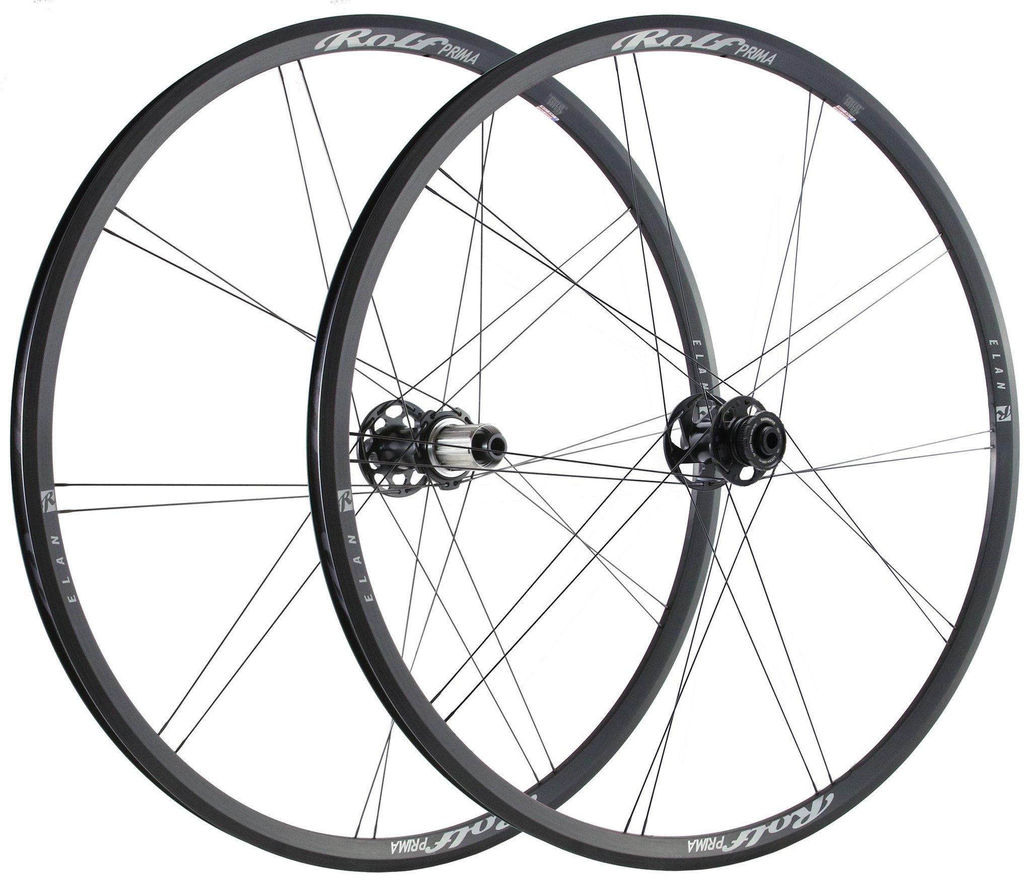 Rolf PRIMA – Elan disc - velmi lehká závodní plášťová zapletená kola. Rolf PRIMA – Elan disc - velmi lehká závodní plášťová zapletená kola.
