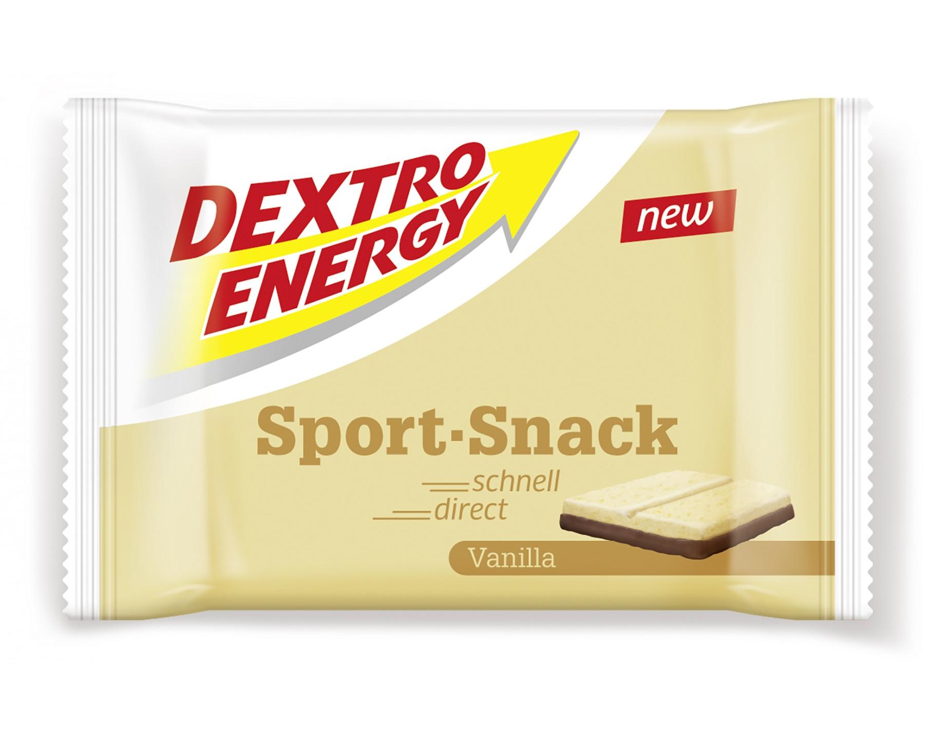 DEXTRO ENERGY Sport Snack Vanilla DEXTRO ENERGY Sport Snack Vanilla
