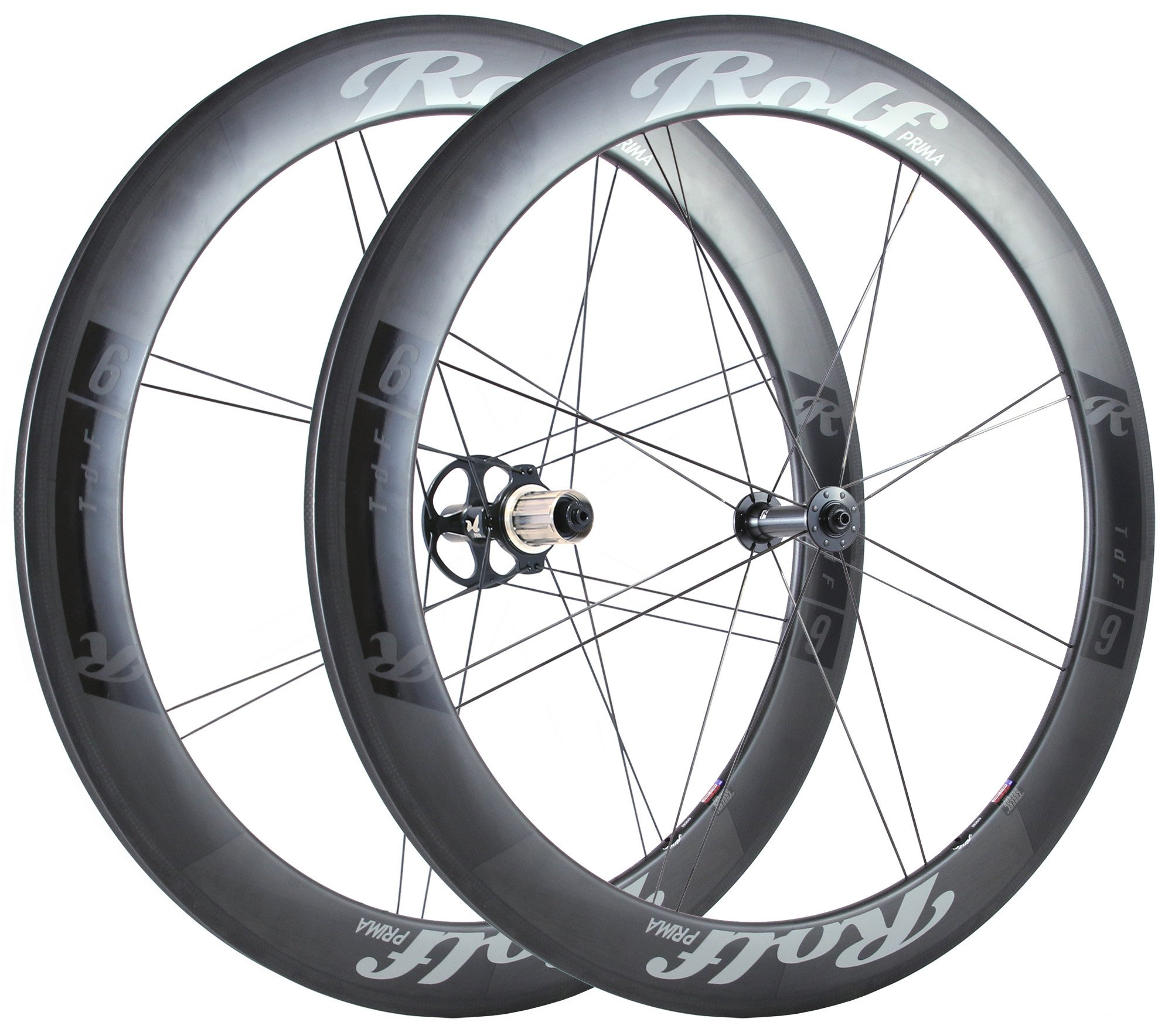 Rolf PRIMA - Carbon TdF6 Rolf PRIMA - Carbon TdF6
