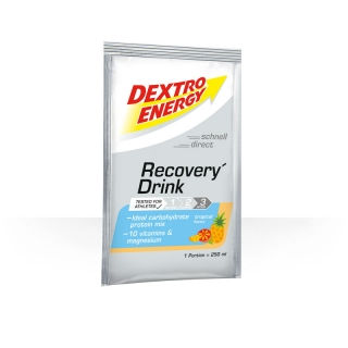DEXTRO ENERGY Recovery DrinkTropical