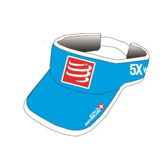 Compressport VISOR BLUE